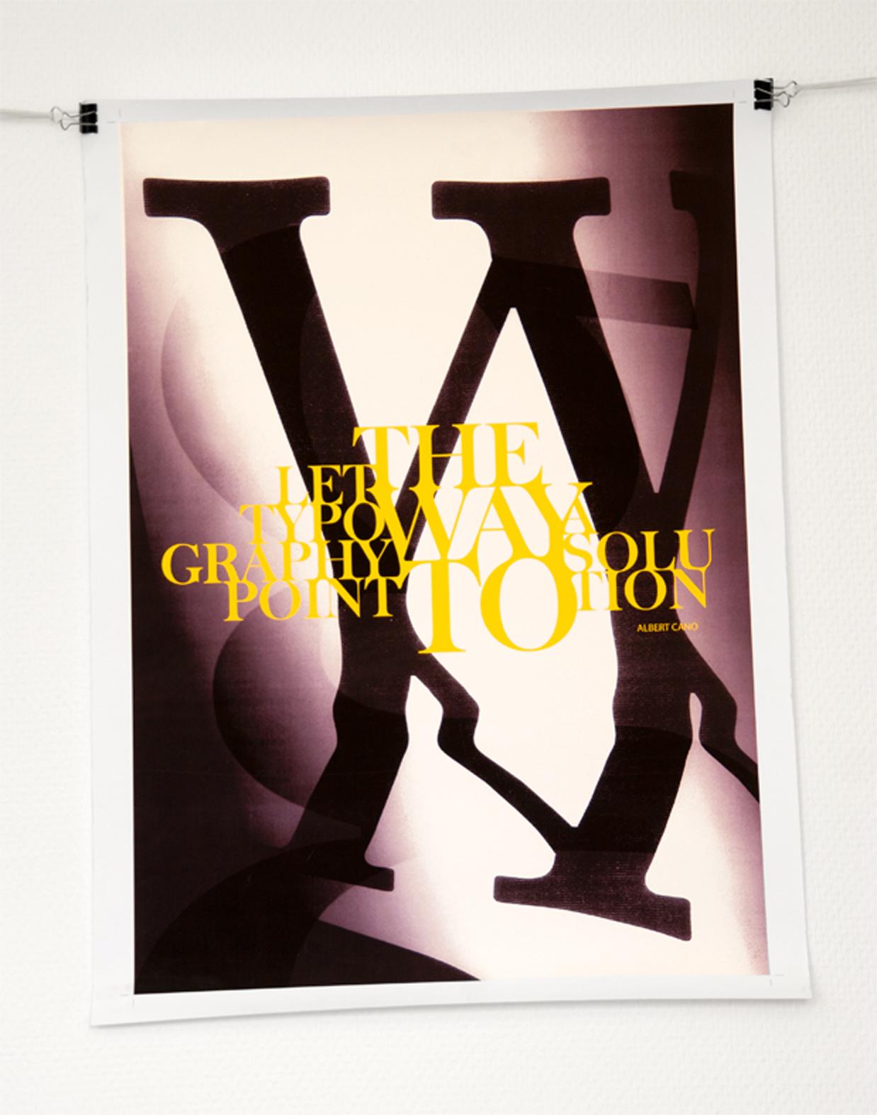 Typografie als beeld