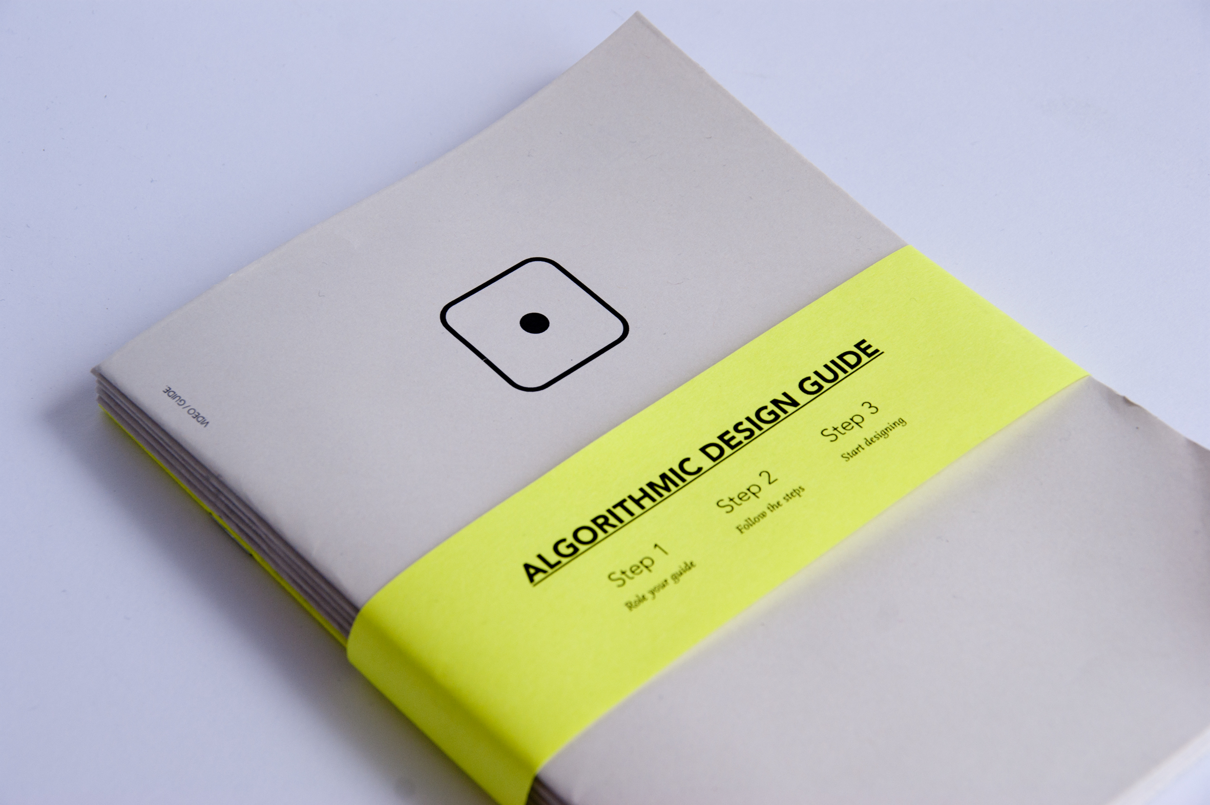 Algorithmic Design Book